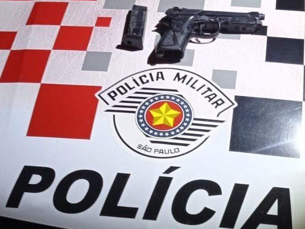 Menor tenta roubar mulher no Centro de Auriflama