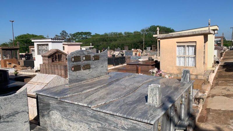 Prefeitura divulga cronograma de limpeza de túmulos para o Dia de Finados