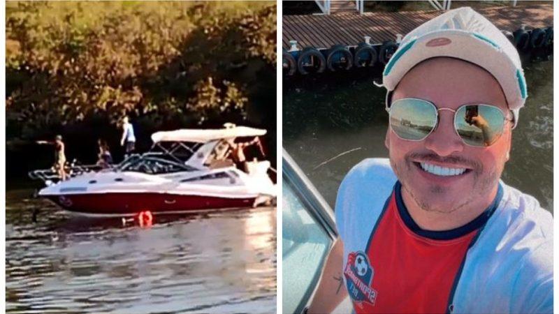 Jovem empresário morre afogado no rio Tietê